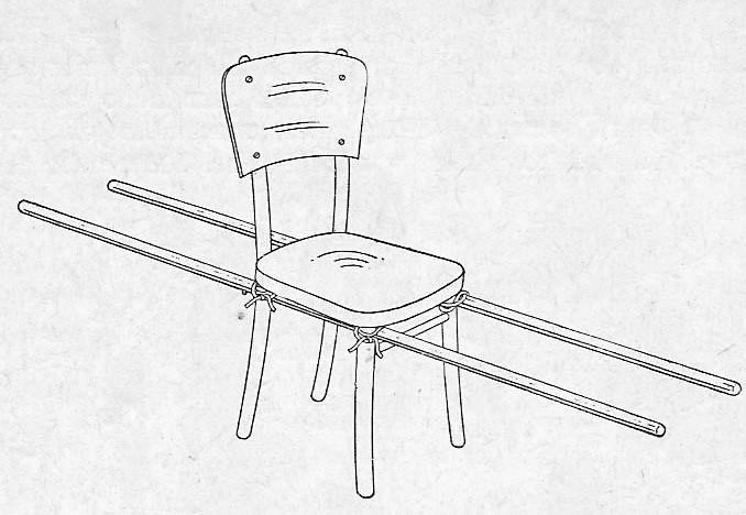The dread chair